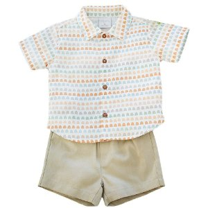 Conjunto Infantil Masculino Arcos - Tilly Baby