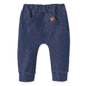 Calça Infantil Masculino Jeans Saruel - Pingo Lelê
