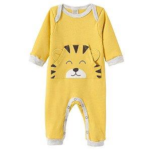 Macacão Infantil Masculino Tigre - Pingo Lelê