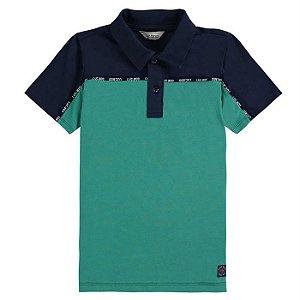 Camiseta Infantil Masculino Polo Original - Luc.Boo