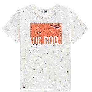 Camiseta Malha Botonê - Luc.Boo