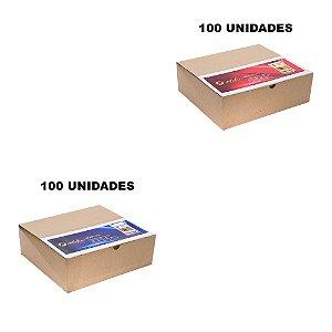 200 unidades -  100 unidades Grout  - 100 unidades Plus  - grátis display expositor