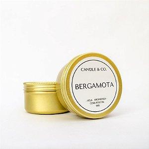 Vela Bergamota 90gr PARA ONDE FOR