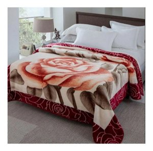 Cobertor Jolitex Casal Kyor  1,80x2,20m Palermo Macio Quente
