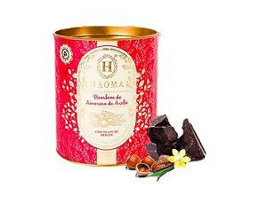 Haoma Bombom Chocolate Belga Amorilo Avela 200g Whey Zero