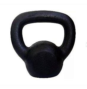 Ketlebel Kit 6+6kgs Halter Anilha Pesos Musculação 2unid