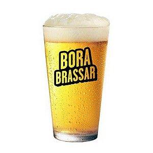 Kit Receita Canal Mosturando Bora Brassar - 50 litros