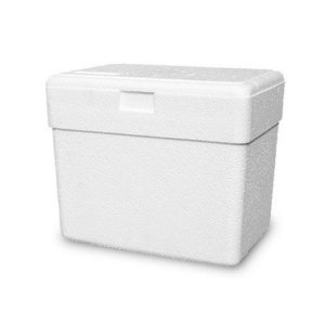 Caixa de Isopor para fermento Liquido
