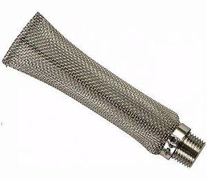 "Bazooka em Inox 304  de 12"" - 1/2 NPT - Tela 16"