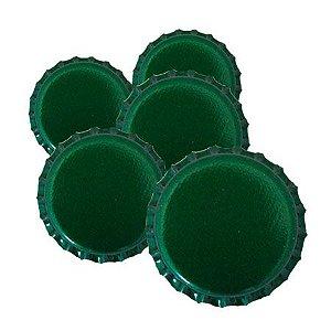 Tampinha - Rolha Metálica Verde (PRY-OFF)