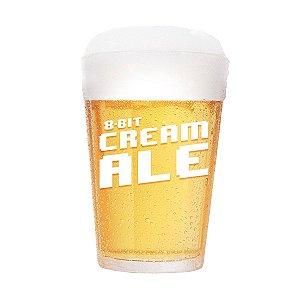 Kit Receita Cerveja Fácil 8-Bits - Cream Ale - 20 litros