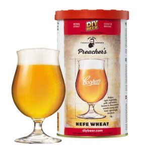 Beer Kit Coopers Preachers Wheat - 20l