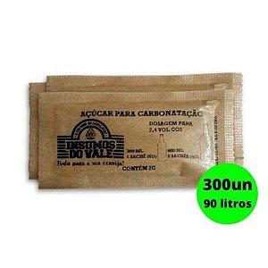 Sachês para Carbonatação - Primming - 300 unids