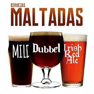 Kit de Receitas - Cervejas Maltadas