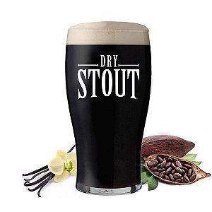 Kit Receita Cerveja Dry Stout com Cacau e Baunilha - 20L