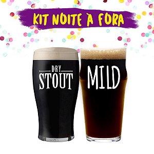 Pack de Carnaval - Kit Noite à Fora - Cervejas Escuras