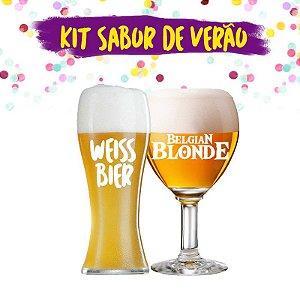 Pack de Carnaval - Kit Sabor de Verão - Cervejas Frutadas
