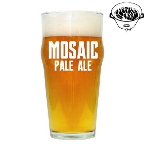 Kit Receita Canal Mosturando Mosaic Pale Ale - 20 litros