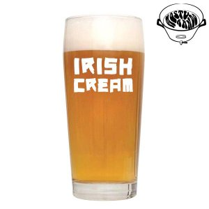 Kit Receita Canal Mosturando Irish Cream Ale - 20 litros