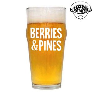 Kit Receita Canal Mosturando Berries And Pines - 20 litros