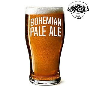 Kit Receita Canal Mosturando Bohemian Pale Ale - 20 litros