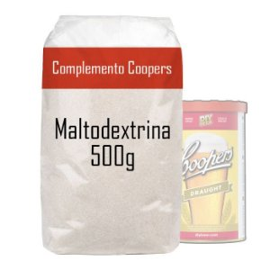 Kit Complemento Coopers - Maltodextrina (500g )