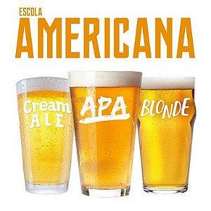 Kit de Receitas - Escola Americana - 20l