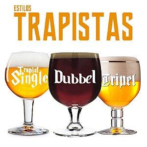 Kit de Receitas - Cervejas Trapistas - 20l