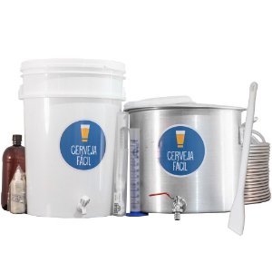 Kit BIAB Cerveja Fácil 20 litros Basic