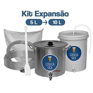 Kit BIAB Cerveja Fácil Upgrade 05-10