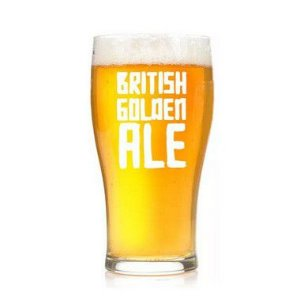 Kit Receita Cerveja British Golden Ale - 10L