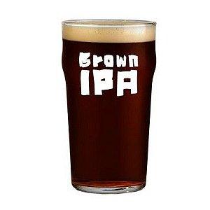 Kit Receita Cerveja Brown IPA - 10L