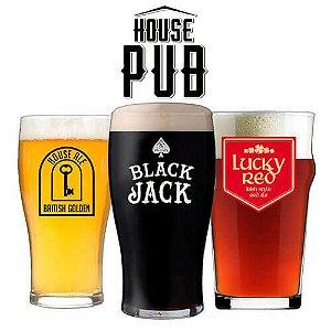Kit House Pub Cerveja Fácil 10 litros