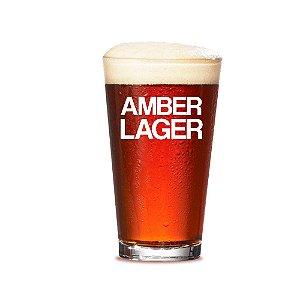 Kit Receita Cerveja Fácil Amber Lager - 20 litros