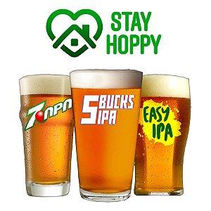 Kit Stay Hoppy Cerveja Fácil 10 litros