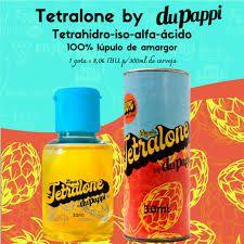 Dupappi Tetralone - Lúpulo de amargor do tipo Tetra - 30ml