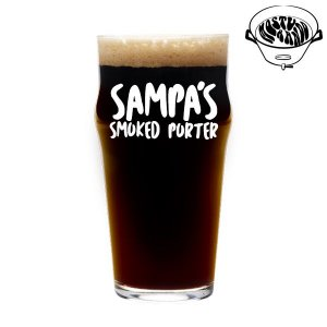 Kit Receita Canal Mosturando Sampas Smoked Porter - 10 litros