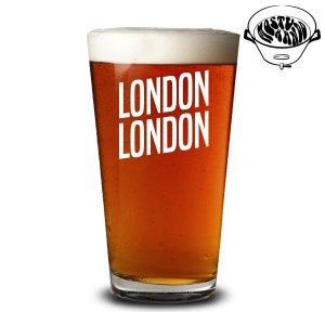 Kit Receita Canal Mosturando London London - 10 litros