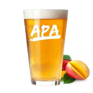Kit Receita Cerveja American Pale Ale com Manga - 10L