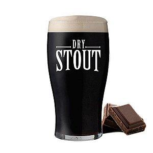 Kit Receita Cerveja Dry Stout com Chocolate - 10L
