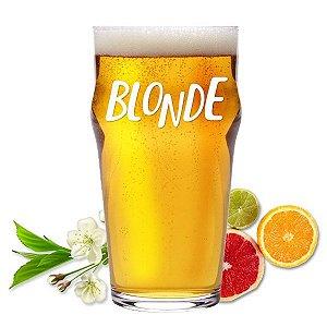 Kit Receita Cerveja Blonde Ale com Frutas Cítricas e Flor de Laranjeira- 10L