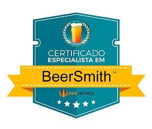 Certificação em BeerSmith na prática - Compre na descrição