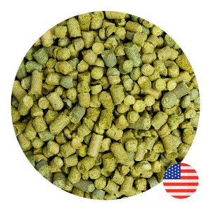 Lúpulo Mosaic American Noble Hops 50g