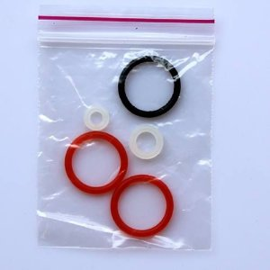 KIT DE ORING PARA REPARO DE REMOTE LINE PAINTBALL