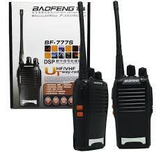 RADIO HT BAOFENG 777S (PAR)