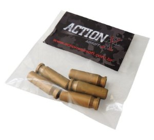 KIT 05 CARTUCHOS ACTION-X PARA SX9