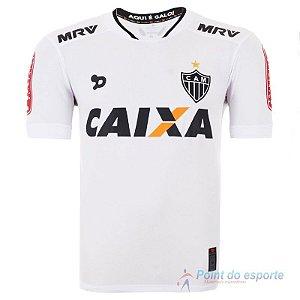 Camisa Atlético Mineiro Oficial 2 DRYWORLD Jogador 2016 2df9fc6590276
