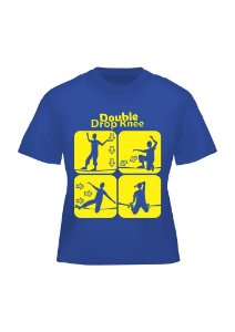 Camiseta Slackline Double Drop Knee