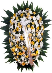 Coroa de Flores 06