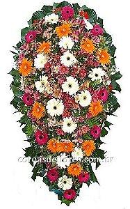 Coroa de Flores 18
